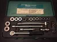 Kamasa Tools Socket Wrench set !
