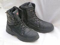 Tuf work boots. Size 11 UK (46 EUR), black