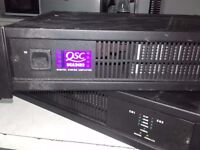 Digital Stereo Amplifier - Amp 700W and 500W