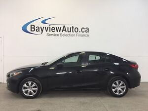 2014 Mazda Mazda3 GX- AUTO! PUSH BUTTON START! A/C! BLUETOOTH!
