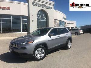 2014 Jeep Cherokee Sport/GOLD PLAN OPTION/$53 wkly