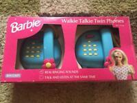 Barbie twin wallow talkies