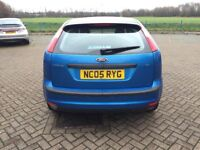 2005 FORD FOCUS 1.6 ONLY 89K MILES IN EXCELLENT CONDITION WITH LONG MOT