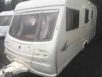 Avondale dart 510-5 2004 5 berth touring caravan