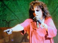 ALICE COOPER LIVE IN MANCHESTER