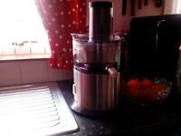 Vivo Juicer for juicing fruit and veg.