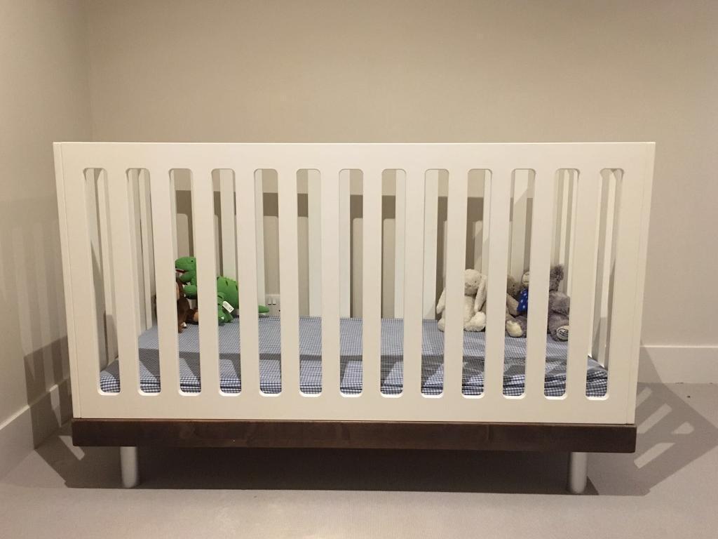 oeuf classic crib  in chelsea london  gumtree - oeuf classic crib