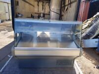 commercial display fridge serve over counter cake display fridge counter fridge fully working