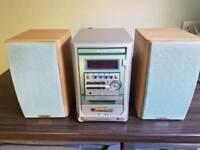 Aiwa compact cd player