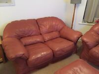 3 seater, 2 seater and an armchair, All in excellent condition. Buyer must collect