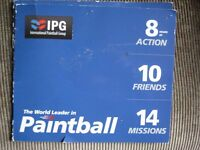 Tickets - vouchers - Paintballing