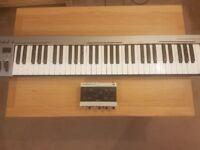 Komplete Audio 6 & Midi Keyboard