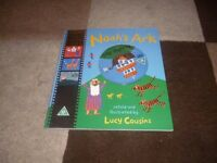 Noahs Ark Story Book and CD
