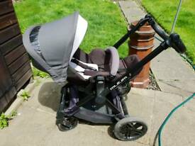 Pram/Travel system/Lie flat car seat
