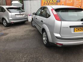 Ford focus 1.6 petrol Breaking fore parts