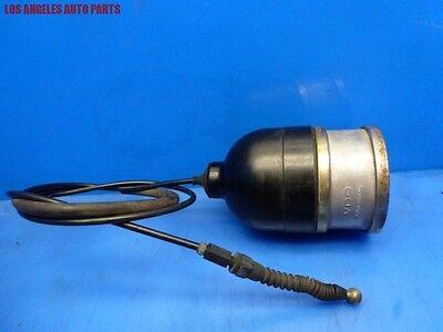 Porsche Cruise Control - 85-86 PORSCHE 928 CRUISE CONTROL MOTOR SERVO W/ CABLE OEM 92861712103