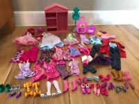 Barbie Doll clothes and accessories