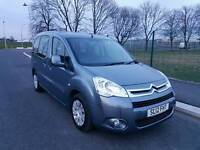 APRIL 2012 BERLINGO MULTISPACE VTR 1.6 HDI CAN BE REGISTERED AS A PRIVATE HIRE TAXI WELL MAINTAINED