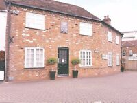 401sqft OFFICE SPLIT INTO 3 ADJOINING SPACES/OFFICES - NO VAT ON TOP - PRICE INCLUDES UTILITIES