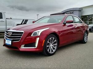 2016 Cadillac CTS Sedan Sdn 3.6L Luxury Collection AWD *Nav* *Co