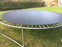 Big Air 14foot trampoline - only £15