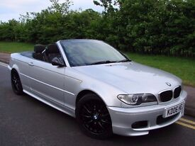BMW 3 SERIES 2.0 318Ci M Sport 2drFull History Remote Roof Open