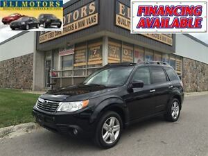 2009 Subaru Forester 2.5L X LIMITED AWD LEATHER/PANORAMIC POWER