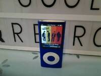 Apple ipod 8gb with lots of tracks on it