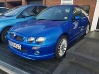 MG ZR 1.8 2004 TROPHY BLUE EXCELLENT RUNNER