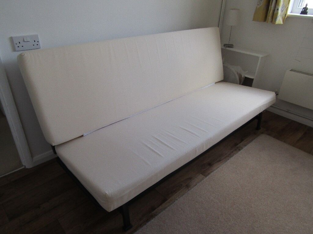 Light Weight Folding Sofa Bed From Ikea In Corringham
