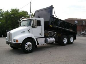 2008 Kenworth T300 BRAND NEW Dump