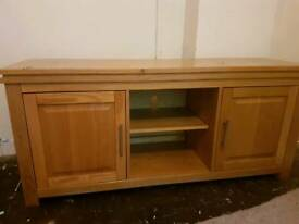Wooden TV Unit *looking for quick sale*