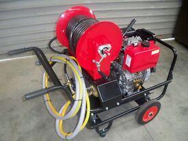3,000 Psi. Diesel Pressure Washer Keystart