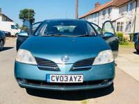 Nissan Primera 1.8 Petrol Manuel excellent condition. Perfect reliable family friendly car