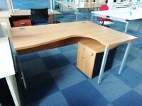 ***Radial Desks - £179.00+VAT***