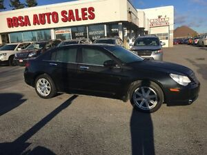 2007 Chrysler Sebring Limited POWER GROUP SUNROOF NO ACCIDENT SA