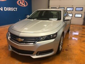 2018 Chevrolet Impala 1LT LEATHER/ PANO SUNROOF/ REMOTE START!