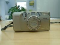 Minolta Riva Zoom 130 compact 35mm camera