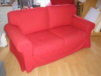 Ektorp sofa and armchair loose covers