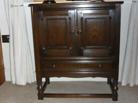 Ercol Old Colonial Credence Cupboard