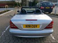 Mercedes Benz Slk 320 Kompressor - 2 Owners - 1 Year MOT - Immaculate Condition