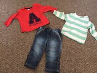 Baby boys clothes 6-9m