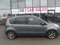 2011 11 NISSAN NOTE 1.5 N-TEC DCI 5D 89 BHP **** GUARANTEED FINANCE **** PART EX WELCOME **