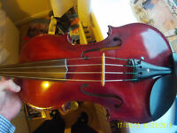 Professional Violin, made by luthier Tim Phillips