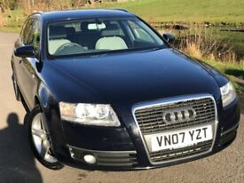 2007 Audi A6 2.0 tdi Se estate