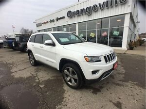 2015 Jeep Grand Cherokee LIMITED, V6, TECH PACKAGE, HID