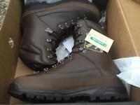 Gortex Military Boots Brand New