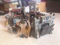 PLAYMOBIL SET - Knight Castle