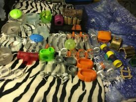 hamster cage accessories + cages joblot