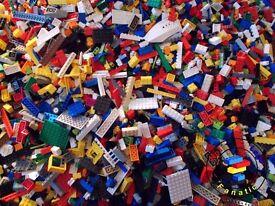 LEGO JOBLOT(Minimum 1KG per order)